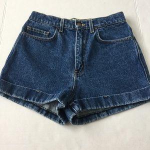 American Apparel Jean Shorts Sz 28